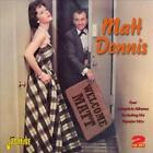 MATT DENNIS - WELCOME MATT: FOUR COMPLETE ALBUMS NEW CD