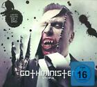 GOTHMINISTER - UTOPIA [CD+DVD] [PA] NEW DVD