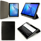 "PU Leather Smart Cover for Huawei MediaPad T3 10"" Stand Folio Case + Screen Prot"