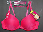 New Lily of France 38B or 38C Ego Boost Add a Size Push Up Bra 2131101 msrp $36