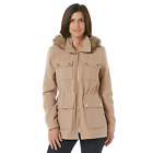 Jaclyn Smith Women's Anorak Jacket w/Removable Hood Size Sm Med or LG New w/tags