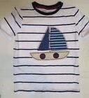Boys t shirt ex store age 5 6 years ship NEW!