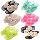 Women Slippers Hot Sale Colors Ladies Shoes Sandals Camellia Style Flip-flops