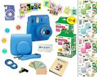 Kyпить Fujifilm Instax Mini 9 Instant Camera + 40  Fuji Film SHEETS + Accessory Bundle! на еВаy.соm