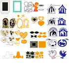 Metal Cutting Dies Stencil Scrapbook Embossing DIY Album Paper Card Crafts Decor