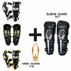 Motorcycle Off Road ATV Adult Knee Shin Pad Protective Guard Armor Gear Pads