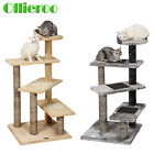 """40"""" Cat Tree Tower Condo Scratching Post Cat Ladder Kitty Pet House Play"""
