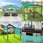 17' FT Waterproof Straight Side Hemmed Sun Shade Sail Canopy Awning Patio Cover