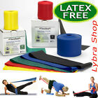TheraBand ELASTICATED band LATEX FREE 1,50 mt CHOOSE RESISTANCE band extensible