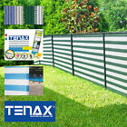 90% Shade TENAX Garden Netting For Privacy Screening Windbreak Fence Mesh Net 2M