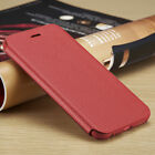 For Apple iPhone Models New Ultra Slim DKASE PU Leather Wallet Flip Case Cover