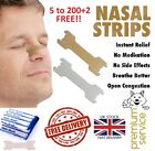 5 - 200 BETTER BREATH NASAL STRIPS RIGHT AID STOP ANTI SNORING EASY FREE BREATHE