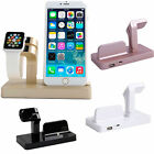Charger Docking Station Cradle Charging Sync Dock For Apple Watch iPhone 6&6Plus