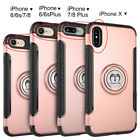 For iPhone 6S 7 8 iPhone8 Plus Shockproof Hybrid Slim Hard Protective Case Cover