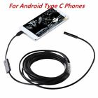 USB Type-C Endscope Inspection Camera for LG Nexus 5X G5 G6 V20 Lumia 950 950XL