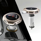 Bluetooth Car FM Transmitter Wireless Radio Adapter USB Charger MP3 Player USA
