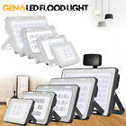 10W-300W LED Flood Light IP67 Cool Warm White Outdoor Path Spot Floodlight 240V