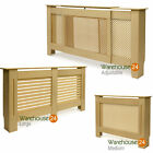 SALE! Radiator Cover Cabinet Shelf MDF Unpainted Diamond,Circle,Slats Grill MDF