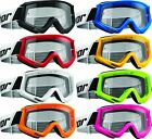 New Adult Thor Combat Goggles Motocross Enduro Quad Downhill All Colours