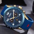Curren Luxury Men's Fashion Sport Casual Military Quartz Analog Wrist Watch