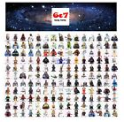 More than 100 All Star wars Custom Mini figures Fits Lego C-3PO Darth Vader Yoda $2.99 AUD