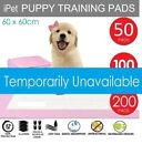 Pet Puppy Pads Pink Dog Cat Indoor Toilet Training Absorbent 60x60cm Ultra Thin