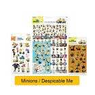 MINIONS Despicable Me Colouring Stickers Activity Books Kids Party Gift Xmas