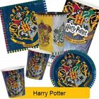 HARRY POTTER Birthday Party Range (Tableware & Decorations) {Unique}