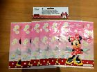 Disney Minnie Mouse Birthday Party Loot Bags Flower Favor Loot Bags 6 for 99p