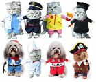 Pet Dog Cat Funny Halloween Party Fancy Dress Costume Outfit with Fake Arms Legs