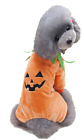 Pet Girl Boy Dog Cat Pumpkin Halloween Fancy Dress Costume Outfit Clothes S-XL