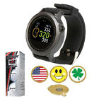 GolfBuddy WTX Golf GPS / Rangefinder Watch + Srixon Z Star XV + Ball Marker