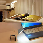 Foldable Portable LED Rechargable Light Lamp Office Desk Study Read For Notebook