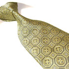 Extra Long Fashion Tie Classic Floral Men's Woven Jacquard Handmade Necktie 63""