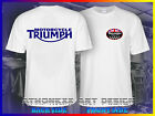 NEW TRIUMPH MOTORCYCLE HERITAGE T-SHIRT $26.36 CAD on eBay