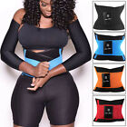 AU Unisex Xtreme Power Belt Hot Slimming Thermo Body Shaper Waist Trainer Corset