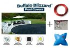 Buffalo Blizzard Deluxe Above Ground Winter Pool Cover - Huge SALE - All Sizes