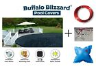 Kyпить Buffalo Blizzard DELUXE Above Ground Round & Oval Winter Pool Cover - All Sizes на еВаy.соm
