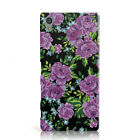 DYEFOR TRUE SHABBY CHIC PATTERN PHONE CASE COVER FOR SONY XPERIA