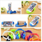 Cute Thumb Desktop Phone Holder Stand for Mobile Cell Phone Tablet Desk Stents