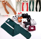 Women Lovely Thigh Stocking Cartoon Animal Over Knee Socks Cotton 3D Thigh-Highs