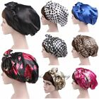 Satin head scarf, Satin head wrap, satin sleeping cap, summer hair scarf bonnet