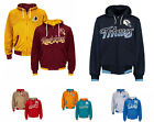 NFL Game Time Reversible Heavy Full Zip Hoodie Jacket Men's G-III $35.98 USD on eBay