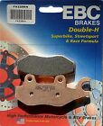 EBC Double-H Sintered Brake Pads (SFA228HH)