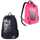 Nike Classic North Backpack NEW 2 Colors Navy or Pink School Gym Travel Bag
