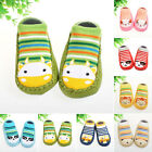Baby Socks Anti Slip Animal Cartoon Shoes Soft Winter Warm Kids Indoor Socks new