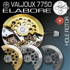 MOVEMENT ETA VALJOUX 7750, AUTOMATIC, ELABORE PEARL DECO, HOLE ROTOR DESIGN