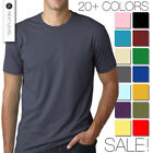 Next Level Apparel Premium Crew Neck T-Shirt - Mens Soft Fitted Basic Tee 3600 image