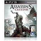 Assassin's Creed III - Playstation 3 NEW AND SEALED