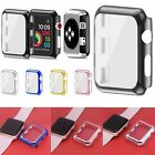 Full Body Cover Snap On Case + Screen Protector For Apple Watch Series 3 38/42mm